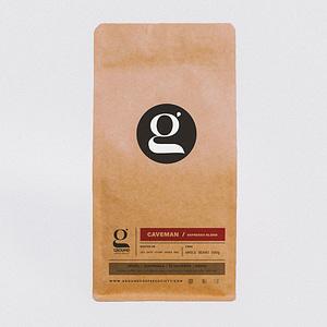 Caveman Espresso Blend