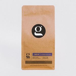 Decaf Colombia Espresso