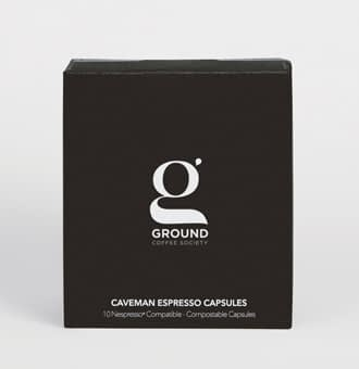 Caveman Coffee Capsules